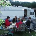 Campingmiddag